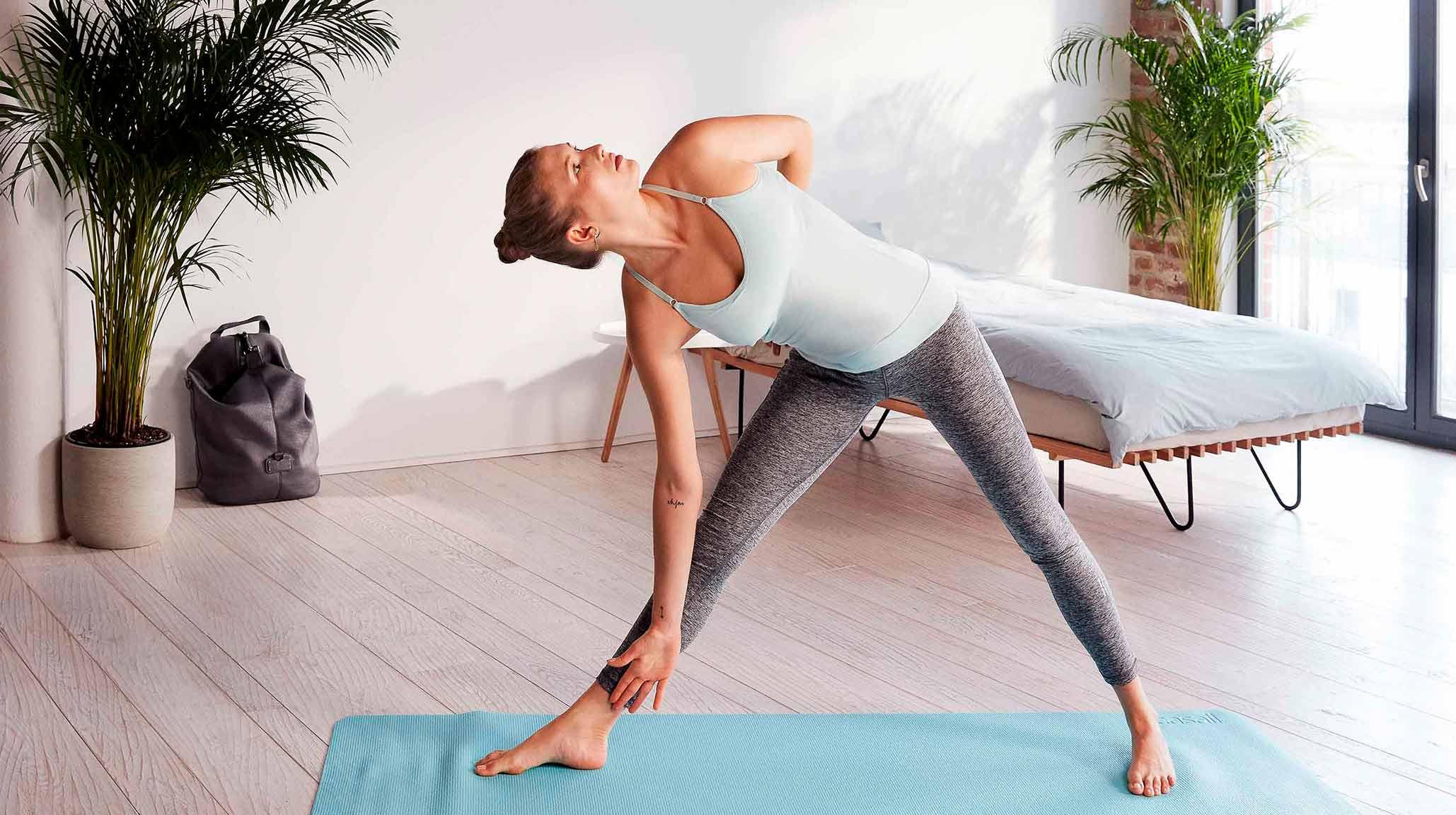 4 Ćwiczenia jogi