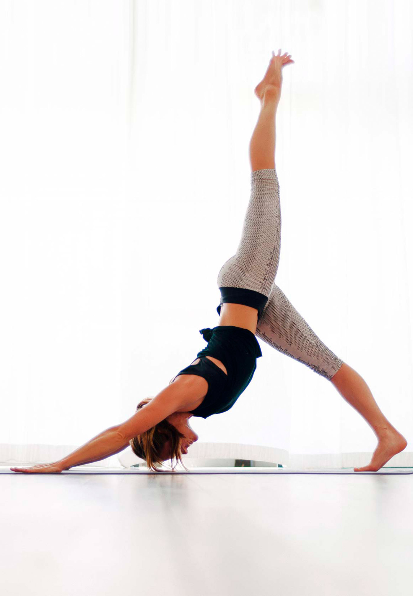 3. Ashtanga Yoga
