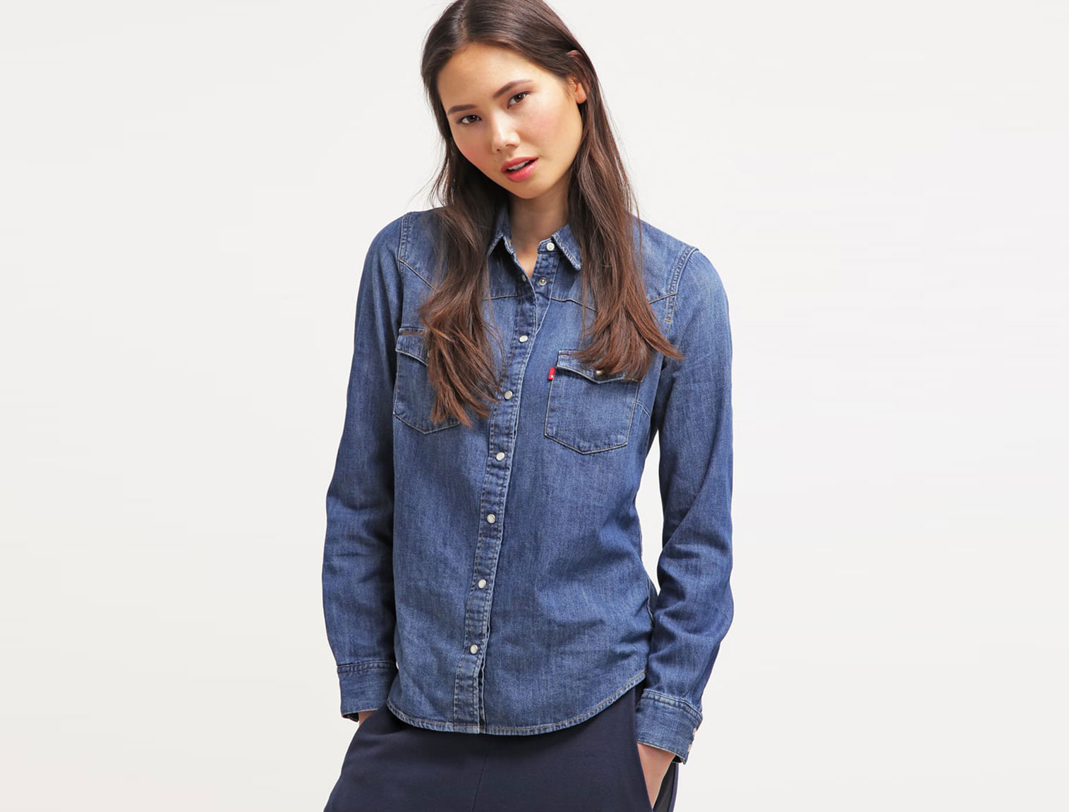 comprar disfruta el precio de liquidación grandes ofertas 2017 Camisas vaqueras o tejanas en Zalando
