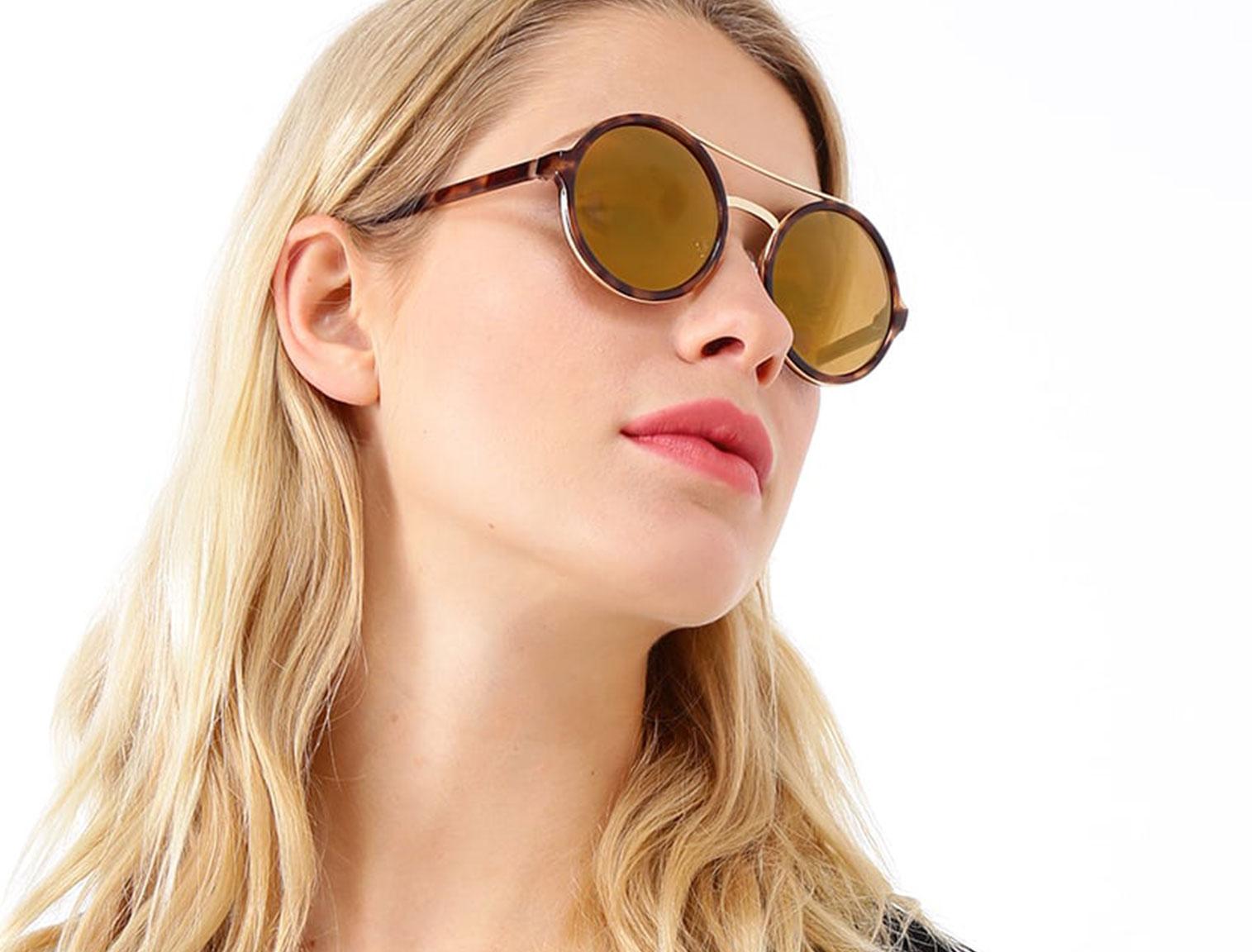 Damskie okulary lenonki w Zalando