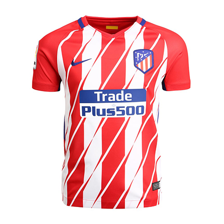 0a566df64 Camisetas de fútbol oficiales 2018