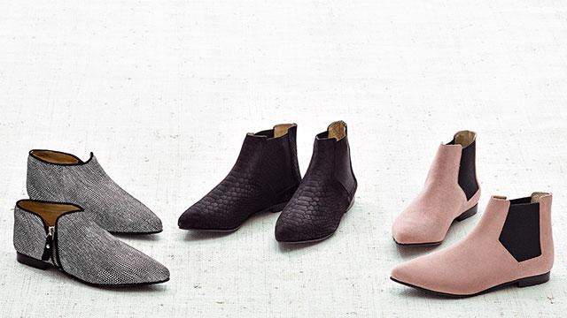 Belles jusquau bout des pieds aves les boots et bottines pour femme ! @zalando