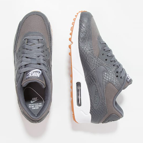 nike air max 90 dames wit leer