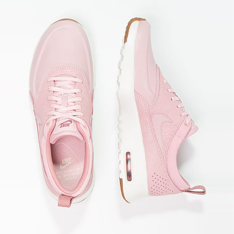 nike air max 2018 dames roze