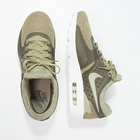 nike air max zero dames wit