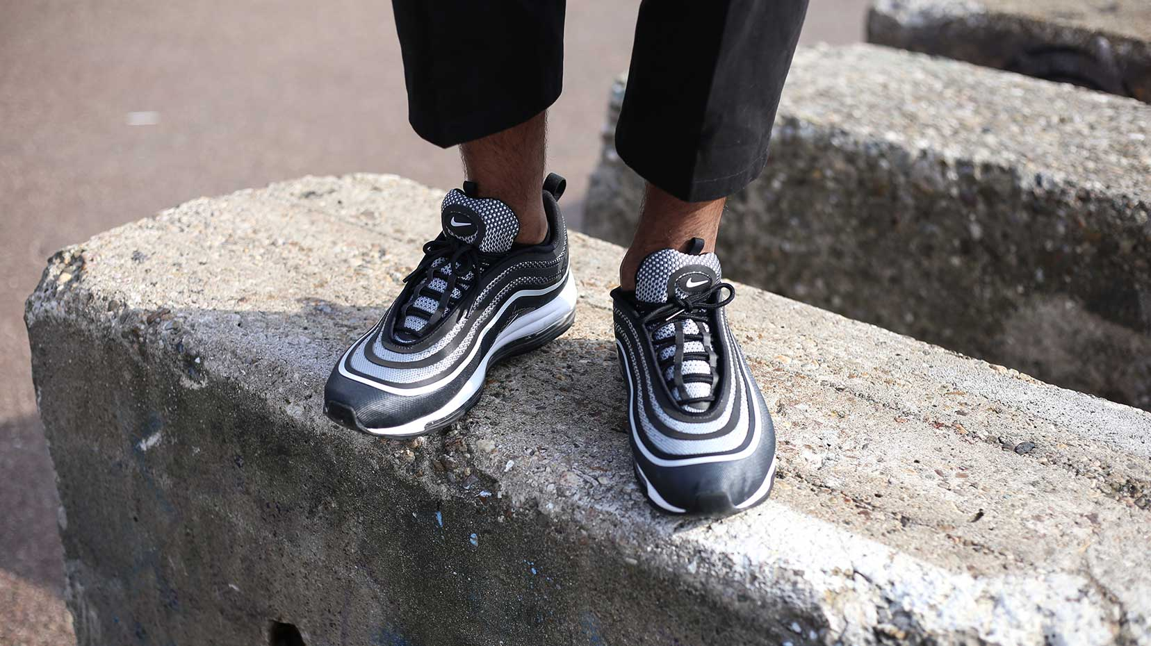 nike air max 97 dames black
